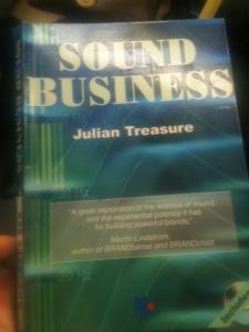 Sound Business by Julian Treasure
